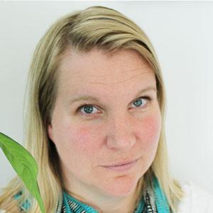 Jenny Selander. Portrait.