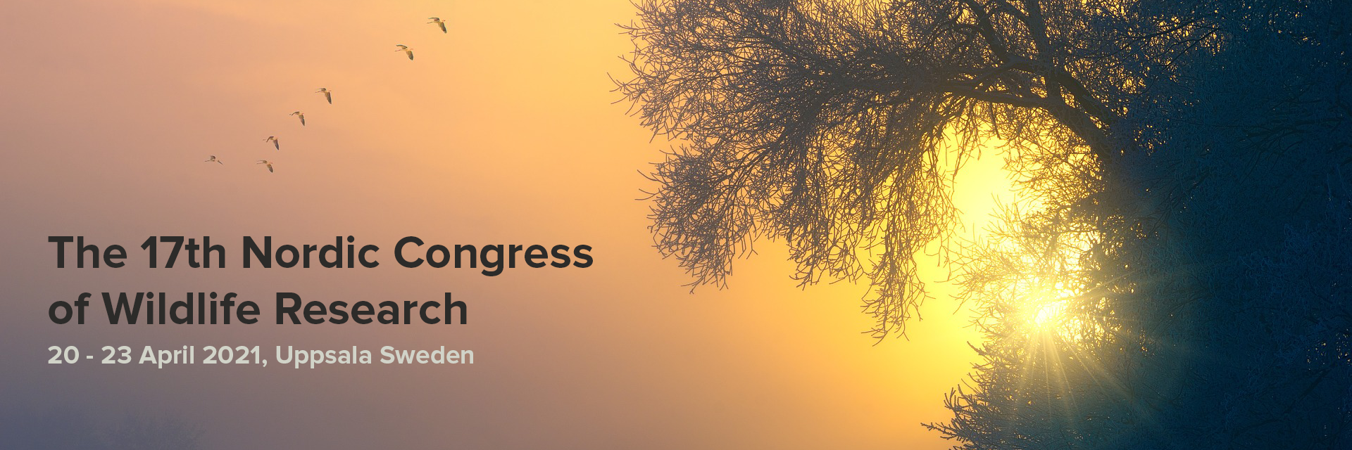 Nordic Congress of Wildlife Research 2021