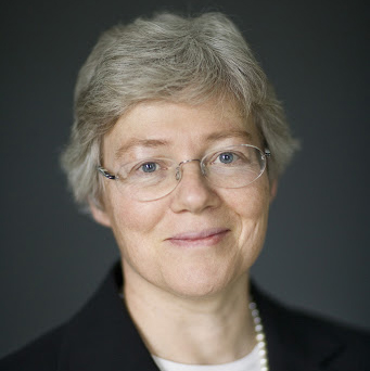 Anne L'Huillier. Portrait.
