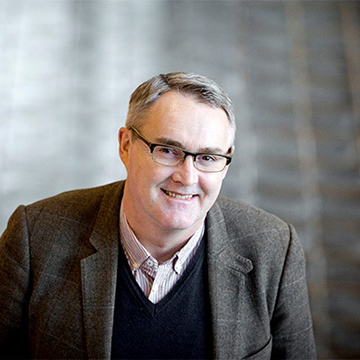 John Airey. Portrait.