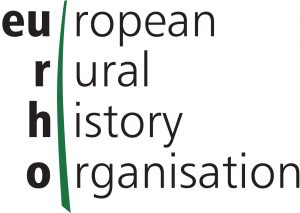 European rural history organisation. Logotype.