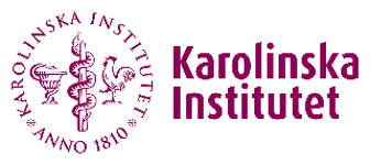 Karolinska Institutet. Logotype.