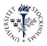 Stockholms universitet. Logotyp.